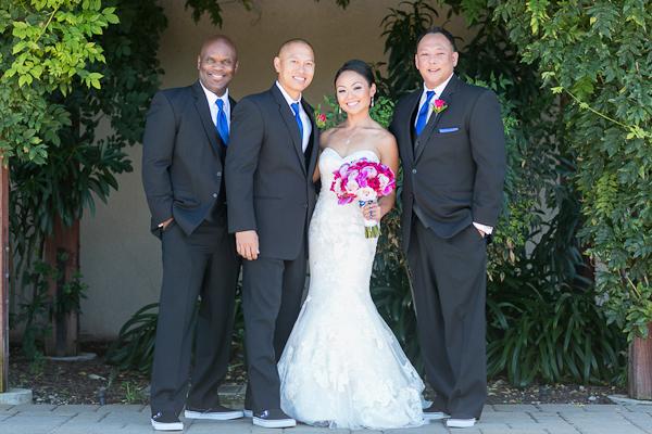 Palm Event Center wedding