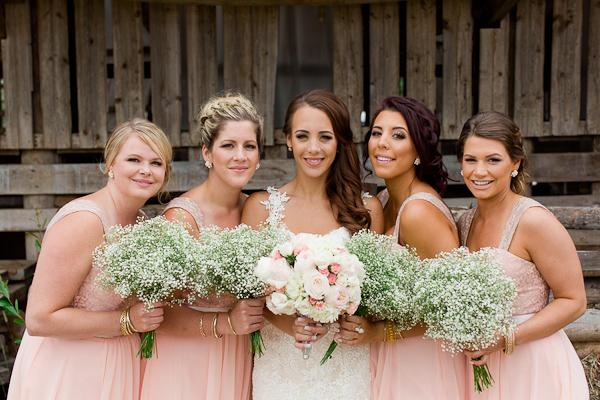 Northern British Columbia Wedding
