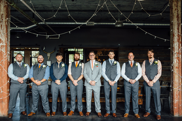 Fall Distillery Wedding in Michigan