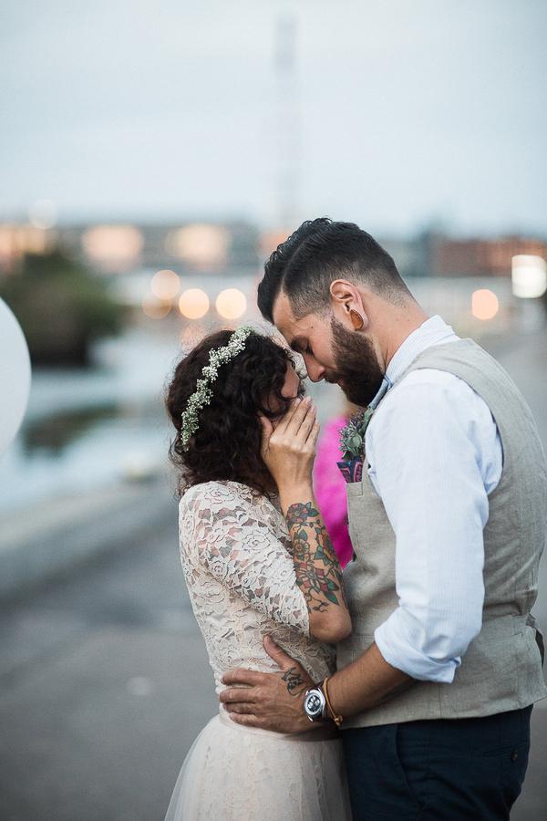 Malmö Sweden Wedding