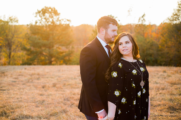 Sweet Meadow Farms Engagement Session