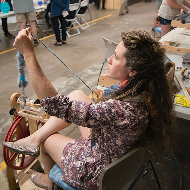I will be at the @avlmakerfaire on April 6th from 1-5pm at UNCA. I will have @echoviewfibermill products, an angora and will be spinning some fun yarn! The event is free and there will be tons of cool makers.. @livingwebfarms @thebigcrafty @leaf_community_arts and more! Bring the kids or a friend and stop by! . #visitasheville #kidsinsteam #ashevillemakers #avlmakers #ashevillefolk #avltoday @avltoday #ashevillelocal #ashevilleyarnshops #echoviewfibermill