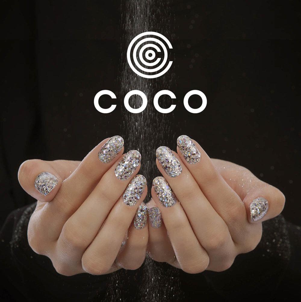 Portfolio project: Coco branding | Beehive Green Design Studio | Logo and Branding Design, WGC, Hertfordshire