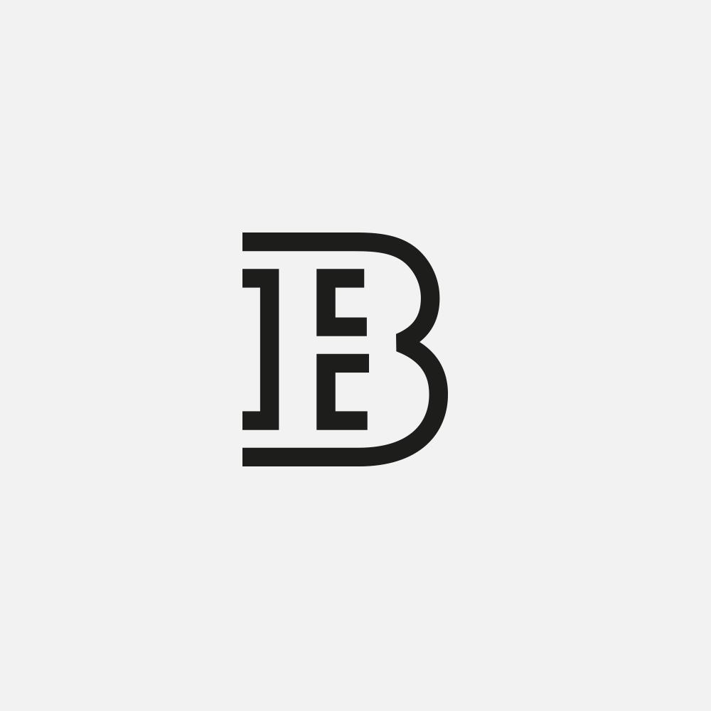 Portfolio | BE monogram | Beehive Green Design Studio