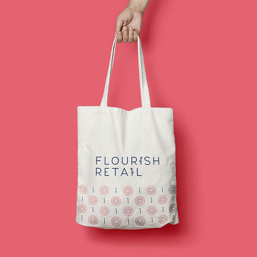 Flourish Retail | Brand Identity
