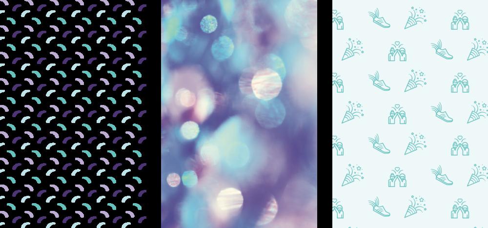 Portfolio project: Athena patterns | Beehive Green Design Studio