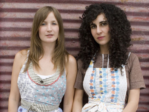 Agatha Kulaga and Erin Patinkin : Ovenly