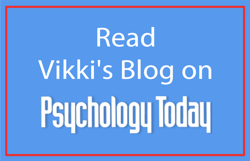 Vikki Stark's Blog 'Schlepping Through Heaertbreak' on Psychology Today