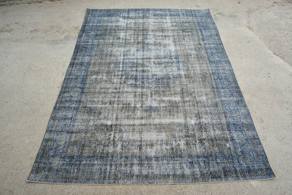 Turkish Overdyed Rug