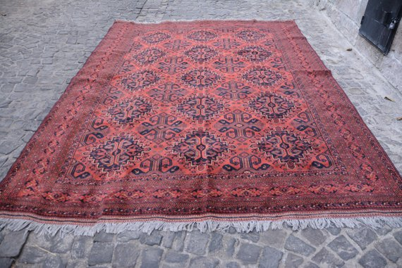 Oversize Turkish Rug