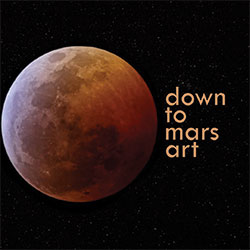 down to mars art