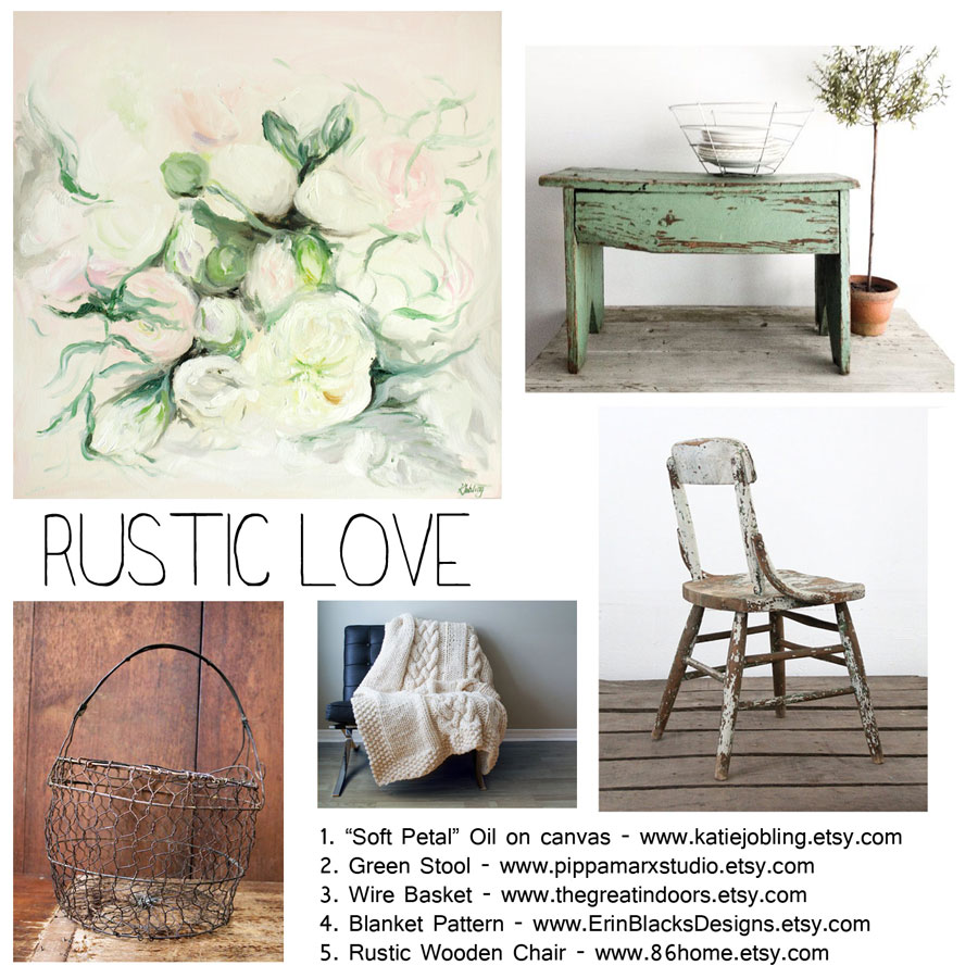 rustic-mood-board