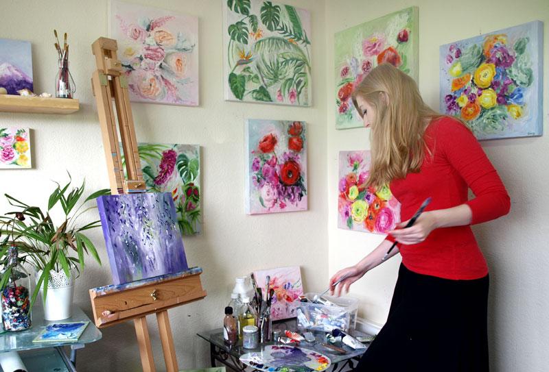 Floral Work, 2014