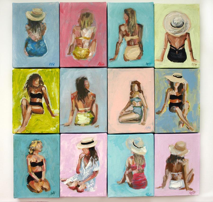 Mini Beach Babes, 2015