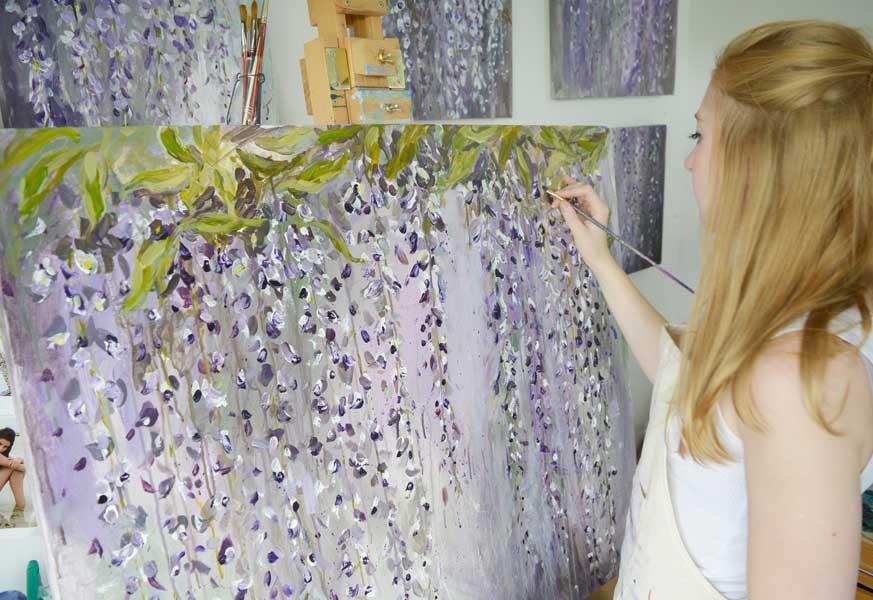 artist-wisteria