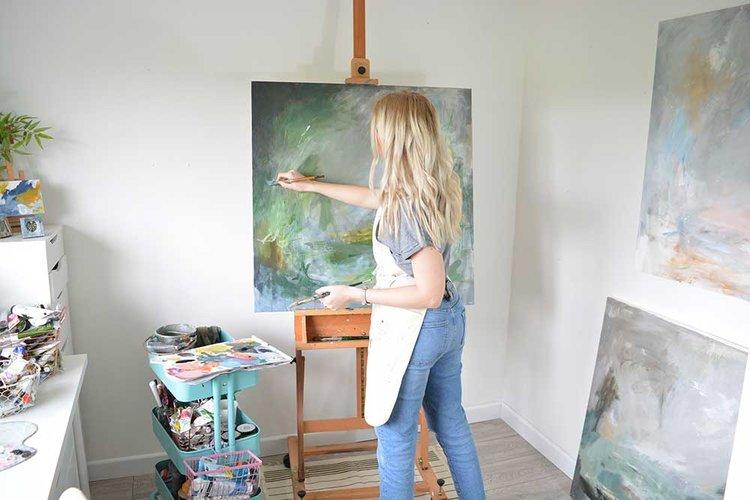 My Art Studio — Katie Jobling