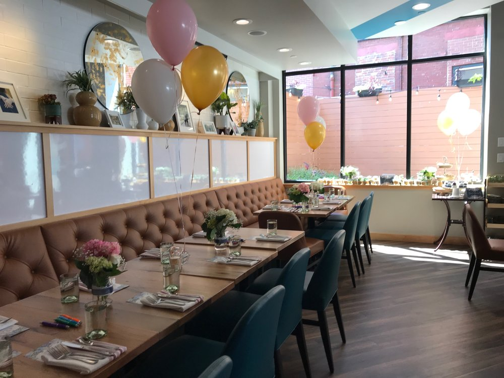 Celebrate at The Stones! - Perfect for bridal and baby showers!