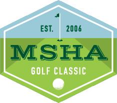 MSHA Golf Classic Logo