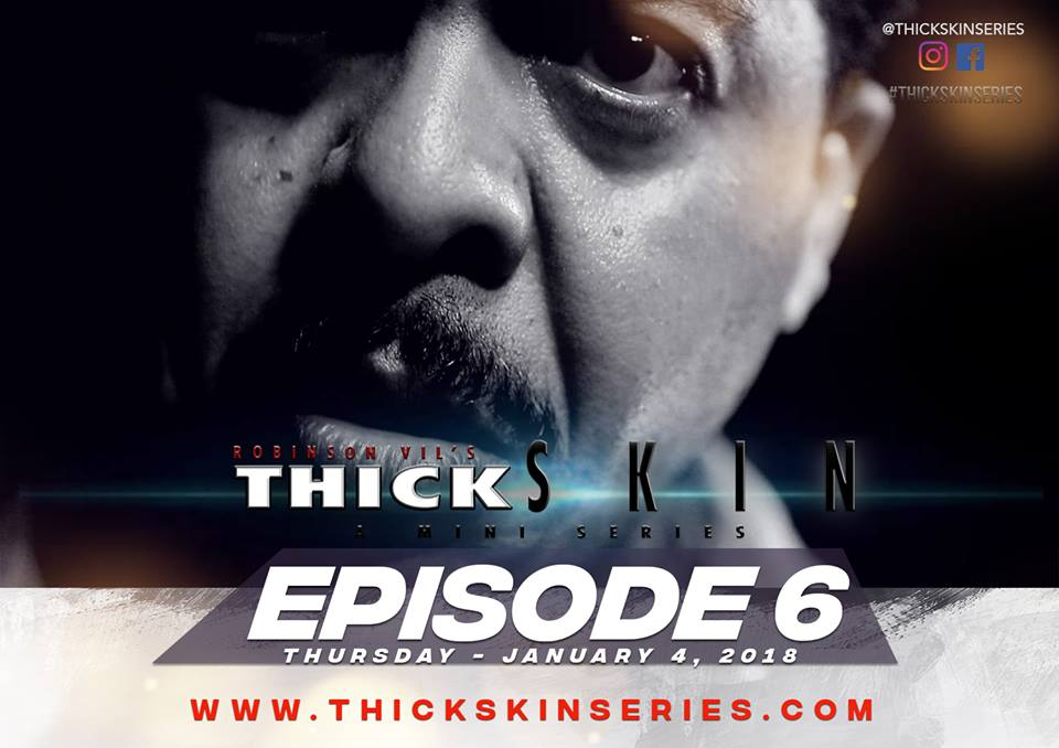 "If you haven't seen episode 6, you won't know what happens to Olivia since she's been kidnapped! Check it out www.thickskinseries.com  Olivia [KIAH CLINGMAN] and Keisha [ACACIA LEIGH]"" must quickly find a way out of their predicament, before time it's too late."