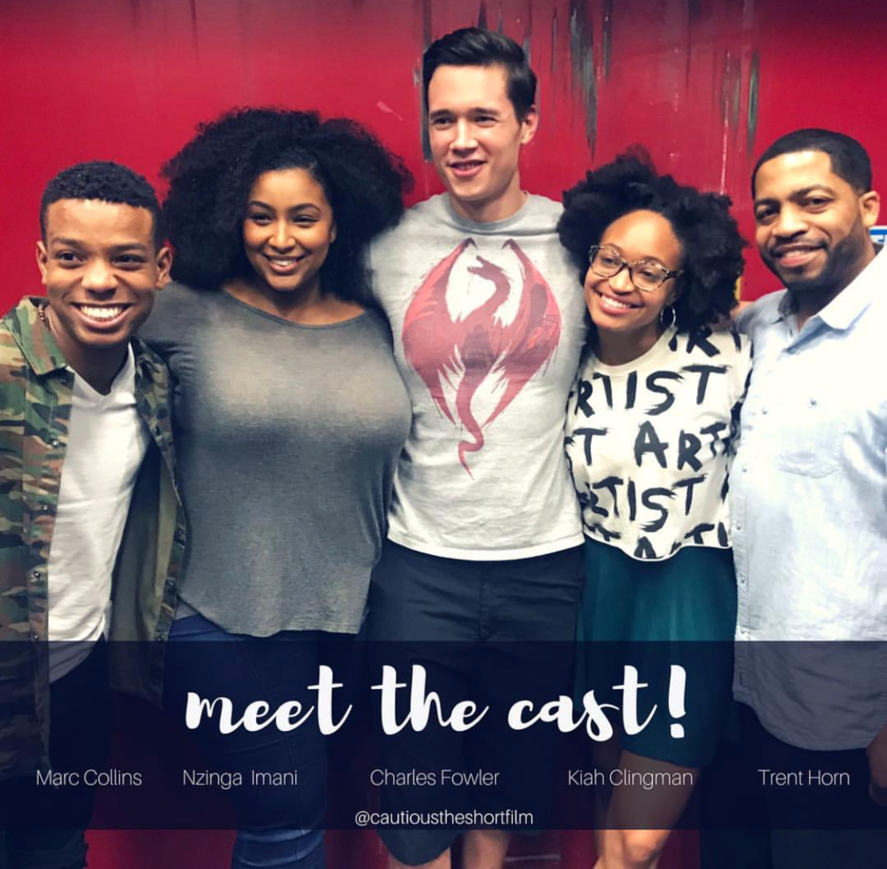 Meet the Cast! - ...........