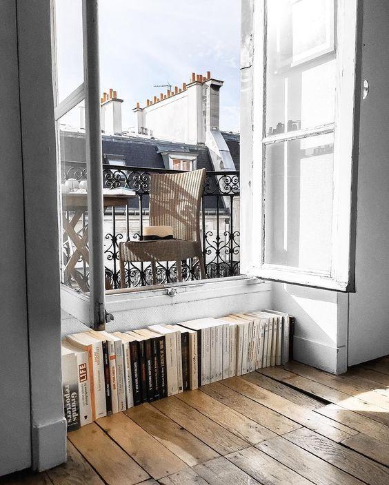 Dream apartment in Paris via @beigerenegade