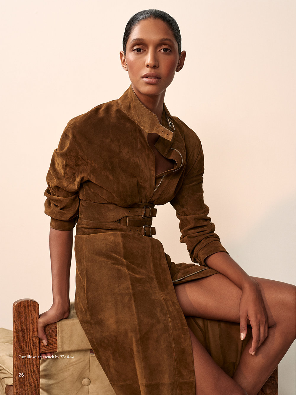 Camille Roche - for Unconditional Magazine