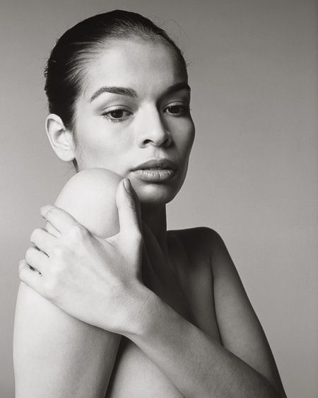 Bianca Jagger - by Richard Avedon