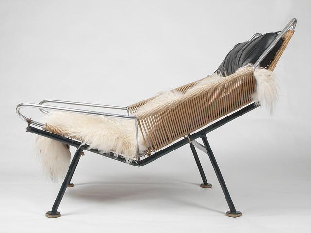 The Hans Wegner Flagline Chair