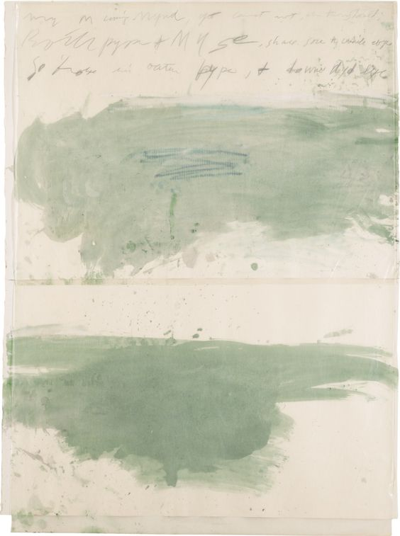 Cy Twombly - Paintings