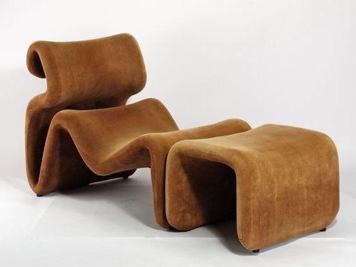 Jan Ekselius, Etcetera Lounge Chair, 1970