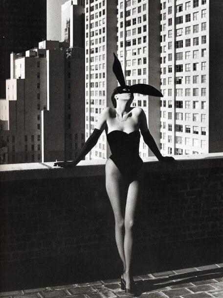 Elsa Peretti by Helmut Newton - New York, 1975
