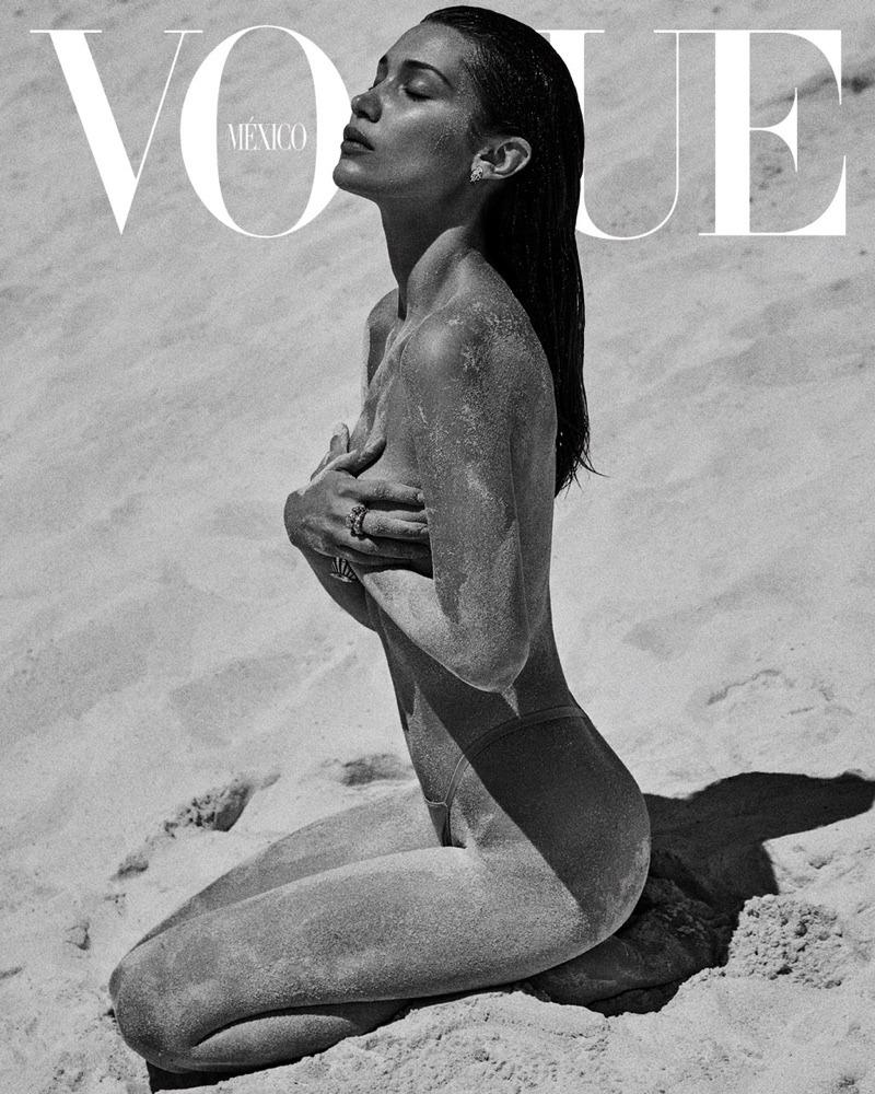 Bella Hadid for Vogue Mexico