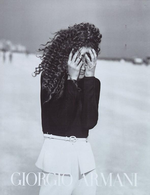 Giorgio Armani - Spring/Summer 1996