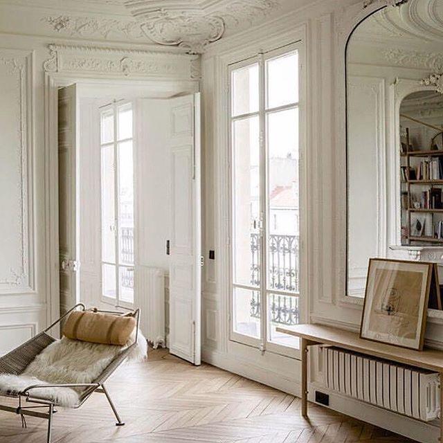 Apartment inspiration via   leiasfez