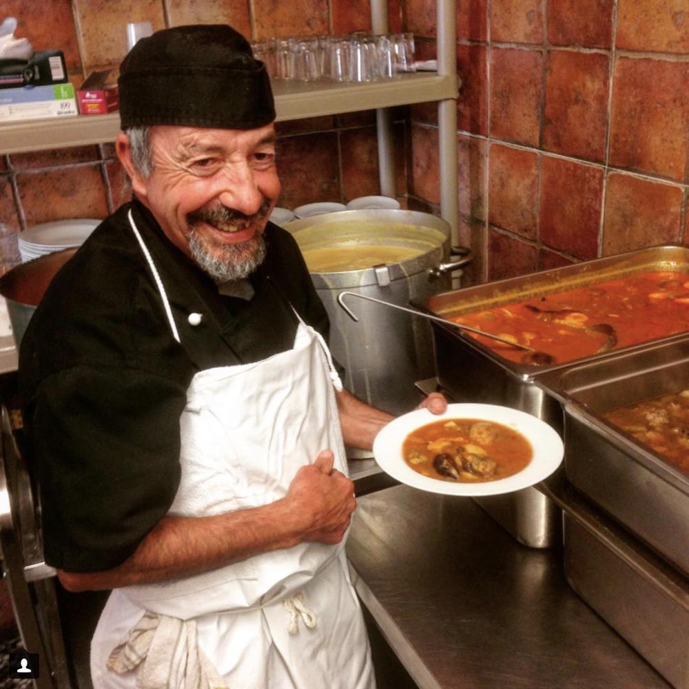José Pardo Maestre   Chef in Tarragona, Spain