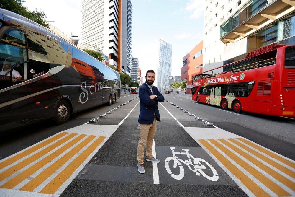 """""""Las Smart Cities tienen que integrar a las personas sin hogar"""". Alberto García"""
