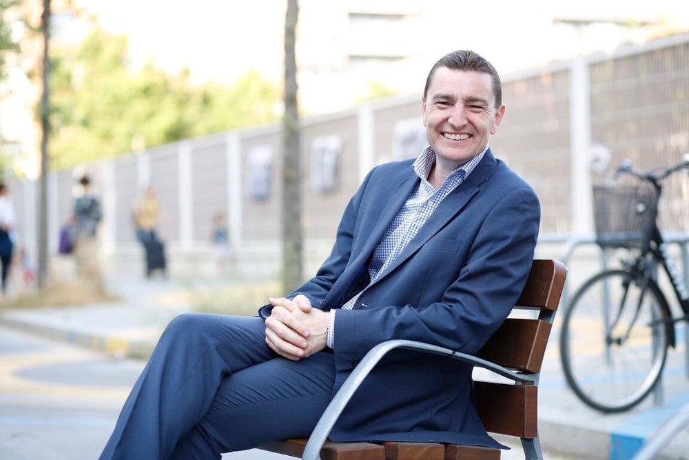 """""""La clave de las Smart Cities es empoderar a las personas sin hogar para que su futuro deje de tener limitaciones"""". Daniel Marco"""