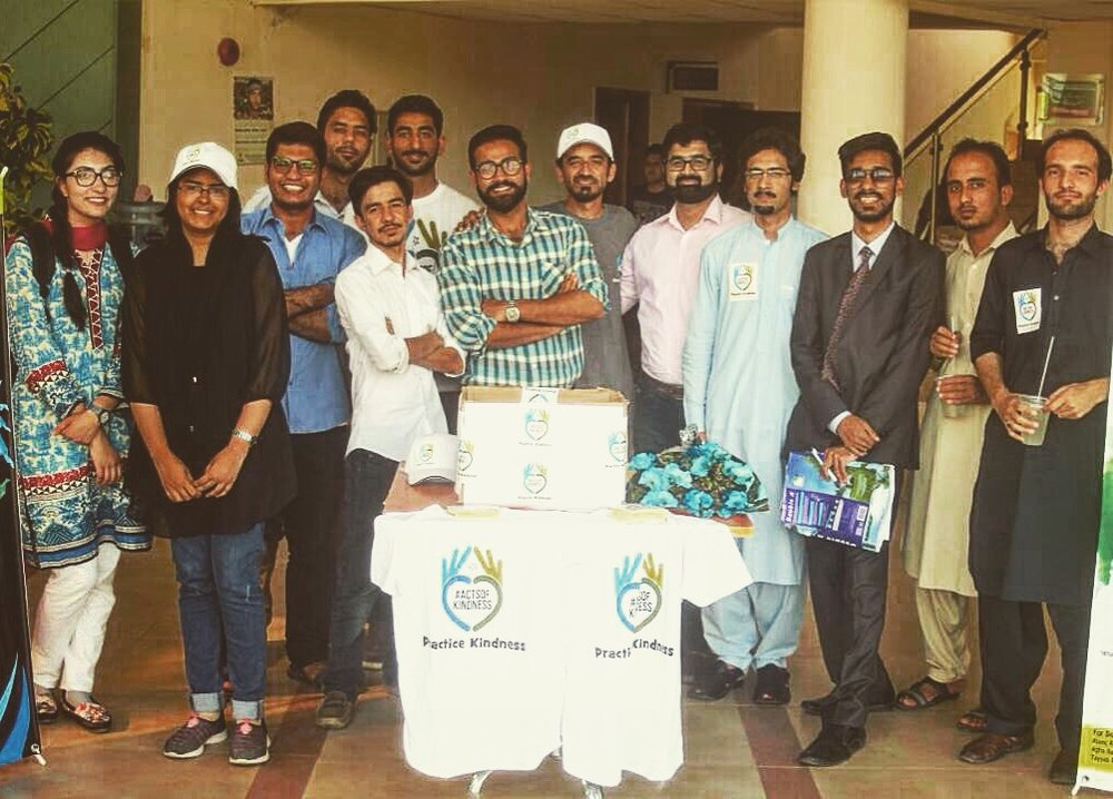Revolution Flame is a proud partner of ours in Islamabad, Pakistan. Their community of developers use their skills for social change.
