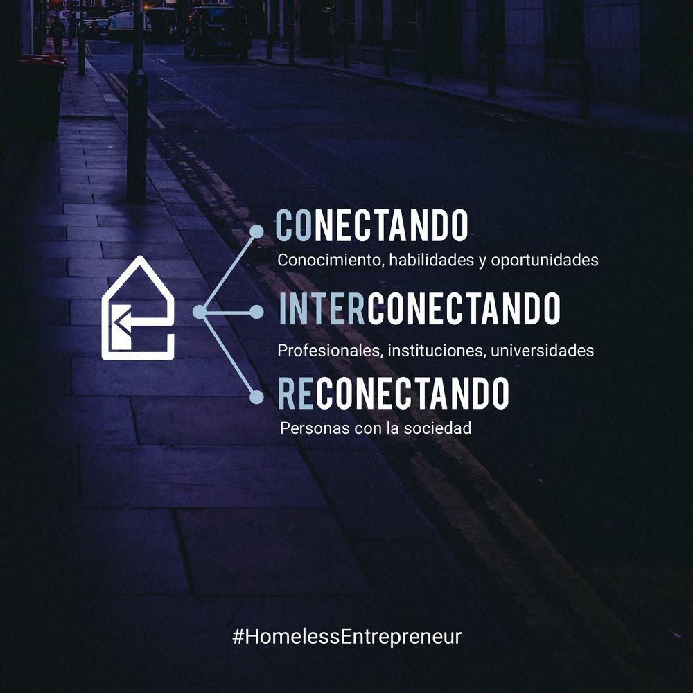 MISIÓN - Nuestra misión es erradicar y prevenir la situación de vulnerabilidad que afecta a las personas sin hogar cuyas condiciones generales, voluntad y circunstancias permitan su plena reintegración social.