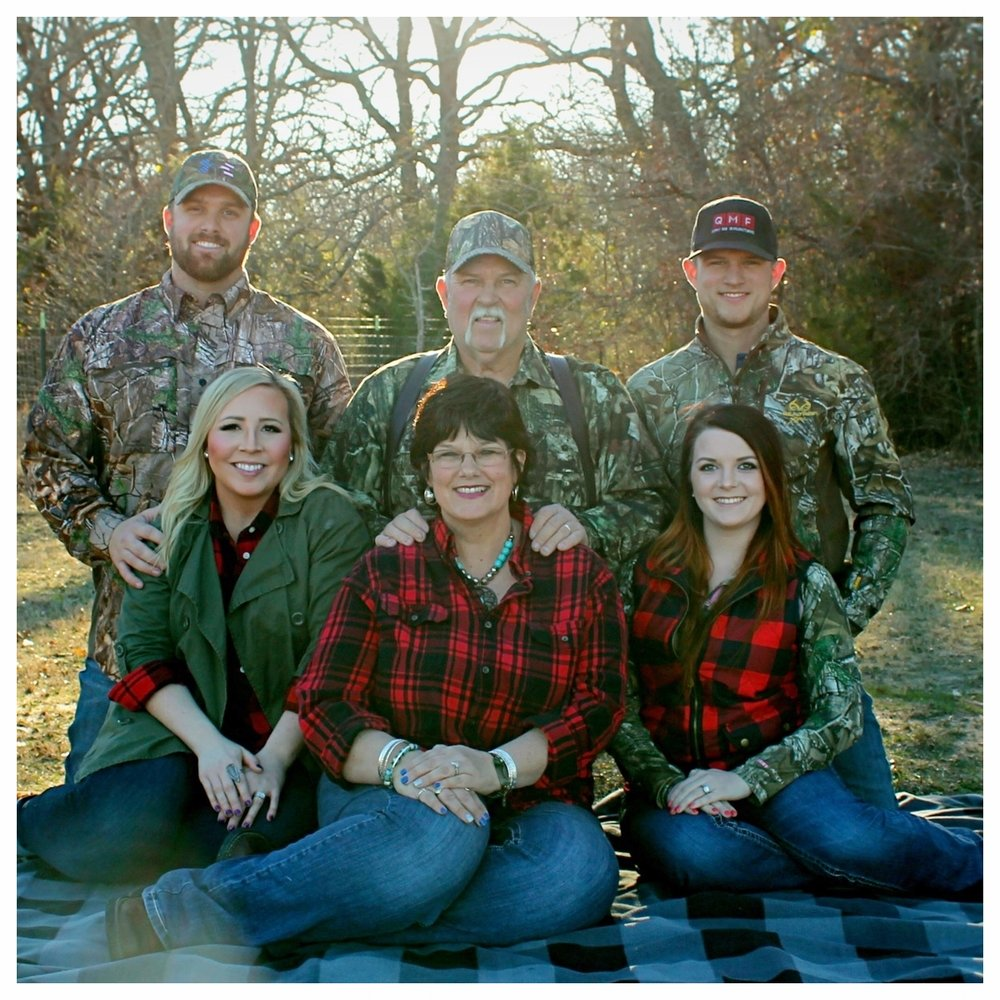 """Kim-  I have been with the practice since 1990. What I love most about working at HSC Orthodontics is how our patients and families are not """"customers"""", they become our extended family. My greatest blessing is my family. In my spare time, I love riding ATV's and fishing with my husband, kids, and grandkids. I also rock at Wii bowling!! :)"""