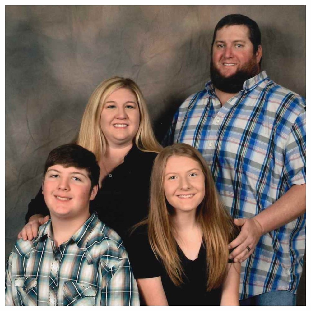 Melissa-  I have been with the practice since 2016. Working with the parents and patients is what I love most about working here at HSC Orthodontics. I like helping them learn how to utilize their orthodontic benefits to the fullest. When I'm not at work, I enjoy spending time with my husband, kids, riding four wheelers, fishing , and watching them play sports.