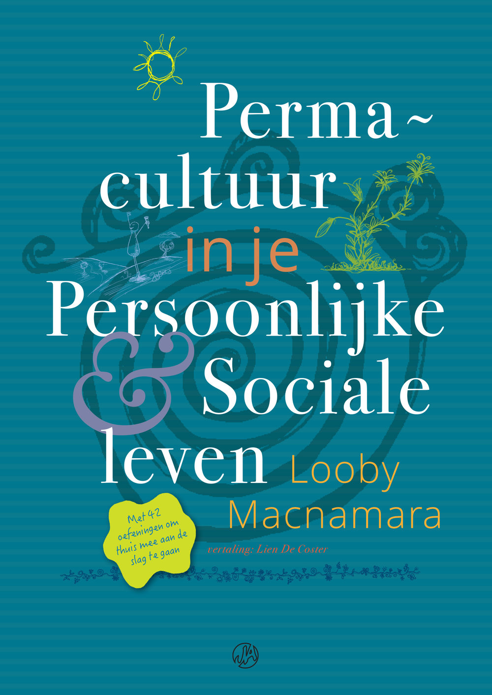 """Nu te koop! - 'Permacultuur in je Persoonlijke & Sociale leven' is de Nederlandse vertaling en bewerking van Looby Macnamara's 'People & Permaculture'.""""Er is een mooie toekomst voor ons mensen weggelegd, een manier van leven die niet vervuilt, ons kracht brengt en ons toelaat de beste versie van onszelf te zijn"""", aldus de auteur. Maar hoe doen we dat, hier en nu? We worden allemaal met onze eigen uitdagingen geconfronteerd en hebben onze eigen beslissingen te nemen. Hoe nemen we die, in harmonie met onszelf, de ander en de Aarde?Bestel nu"""