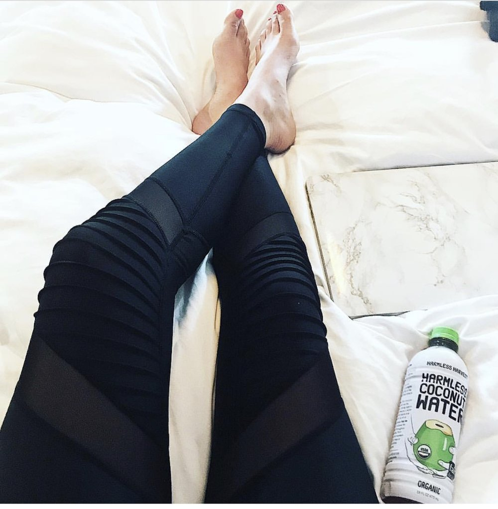 black moto mesh leggings - my favorite fashionable workout/lounge in bed/ run errands leggings retail for $90get 20% off with jackie20shop here : 44evergreen.com.  - xoxojackie