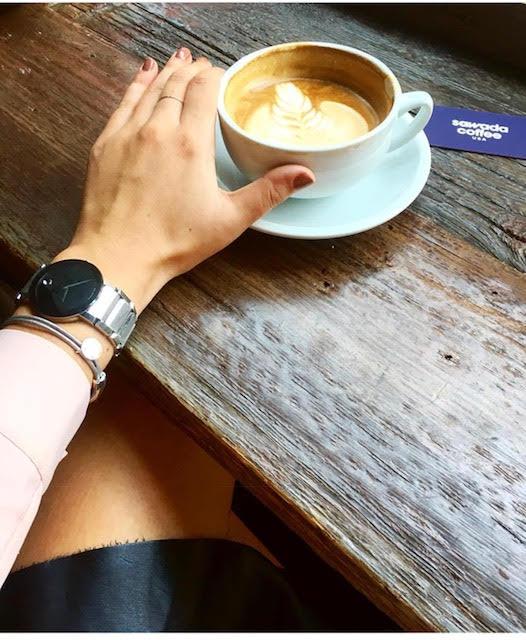 best almond latte -