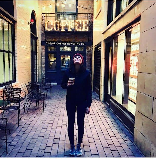cutest coffee shop -