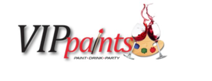 - 20% off per person per class at VIP paints!! code