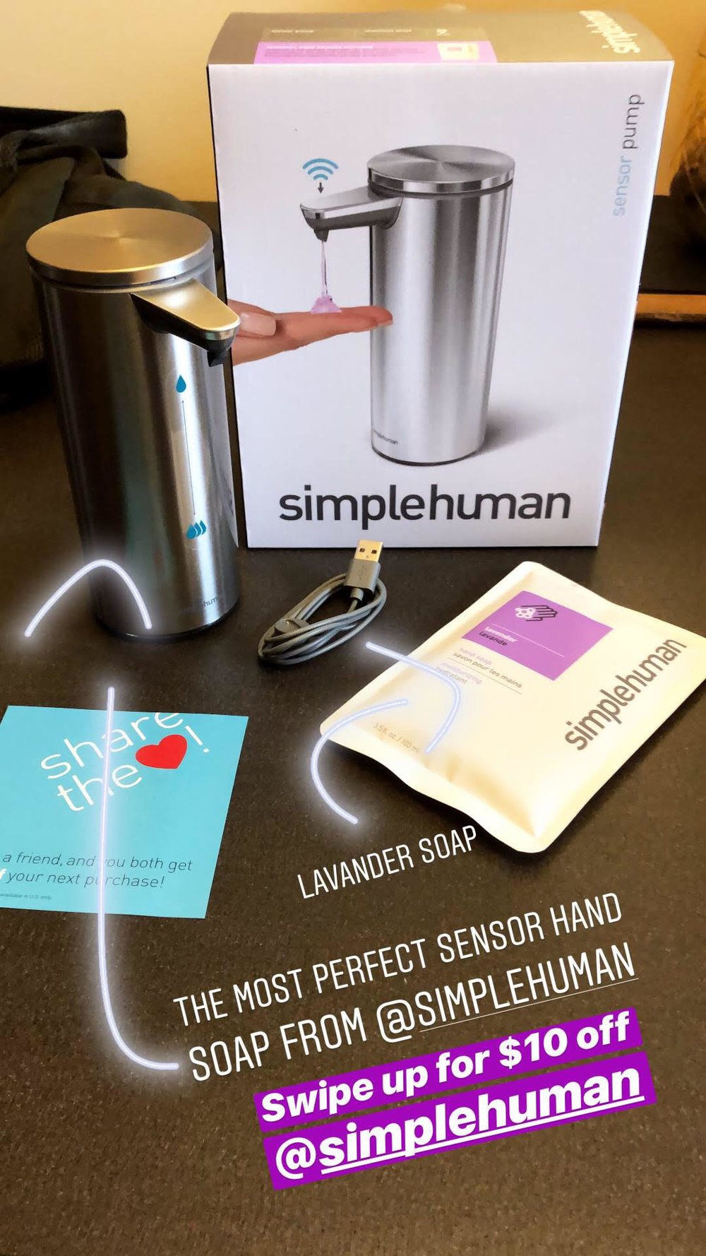 - CLICK HERE for 10% off simple human products!
