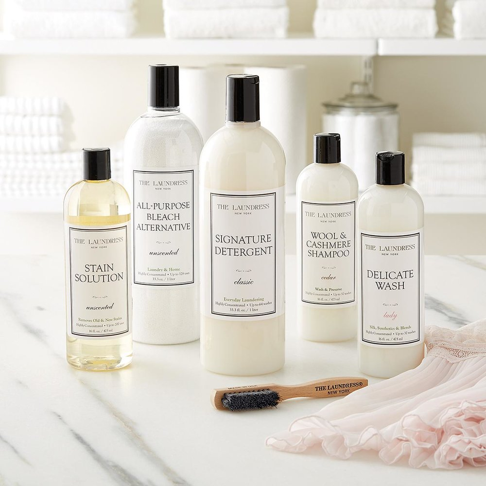 10 % off your first purchase atthe laundress -