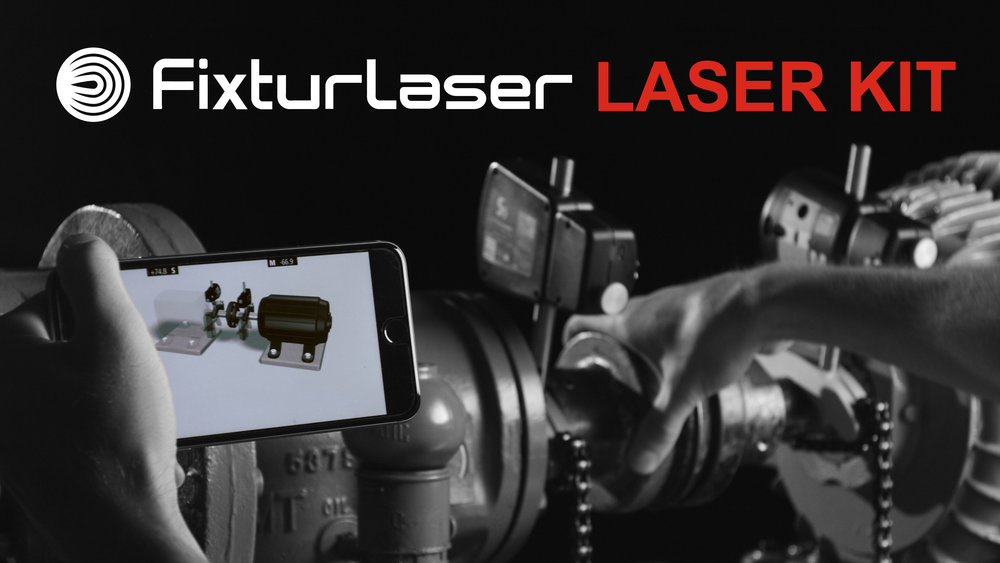 Introducing the Fixturlaser Laser Kit (2015)