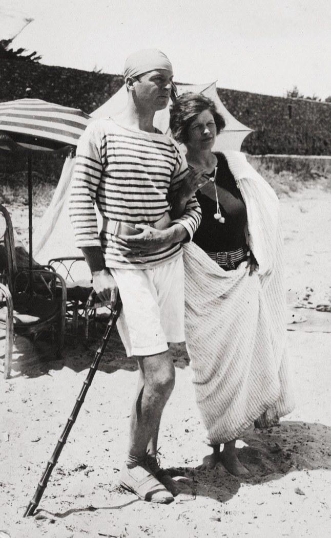 Gerald and Sara Murphy